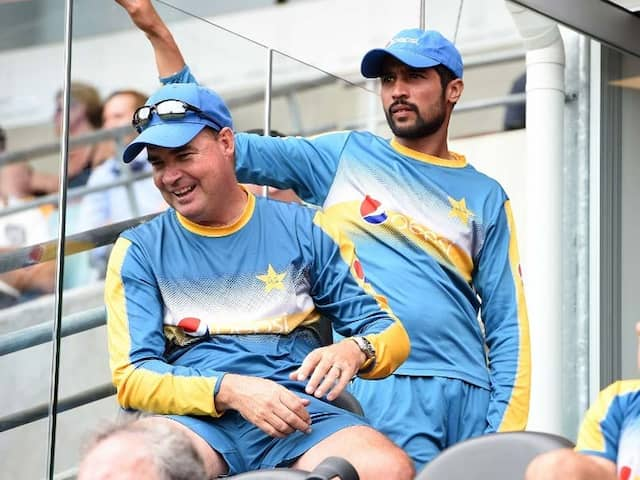 """""""Was On The Cards"""": Pakistan Coach Mickey Arthur Not Surprised By Mohammad Amirs Retirement"""