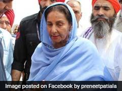 Navjot Sidhu Responsible For Punjab Congress Crisis: Amarinder Singh's Wife