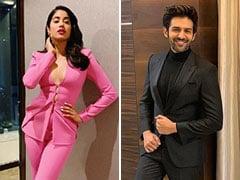 Janhvi Kapoor And Kartik Aaryan To Play Siblings In <i>Dostana 2</i>: Reports