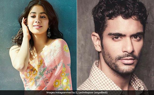 Angad Bedi On Kargil Girl Co-Star Janhvi Kapoor: 'She's The Most Spontaneous Artiste'