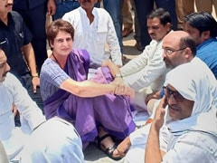 """Let Democracy Be Democracy"": Robert Vadra On Priyanka Gandhi's ""Arrest"""