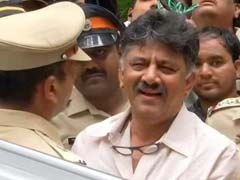 Congress's Ahmed Patel, Anand Sharma Meet DK Shivakumar In Tihar Jail