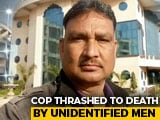 Video : Police Constable Beaten To Death By Mob In Rajasthan