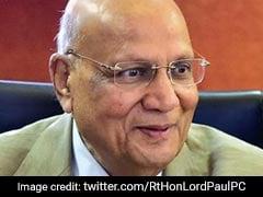 "Pranab Mukherjee Was An ""Outstanding Personality"": Lord Swraj Paul"