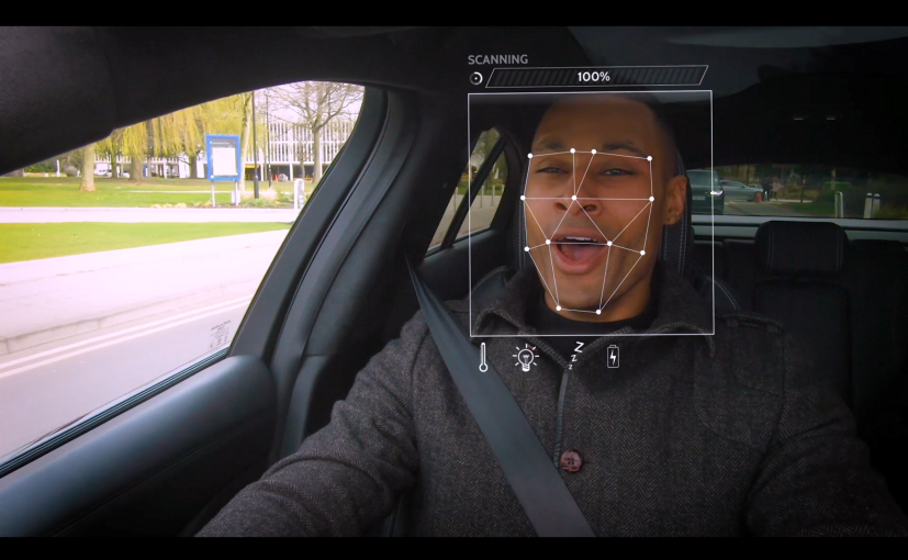 The new AI-based tech uses a driver-facing camera and biometric sensors to monitor the driver's mood