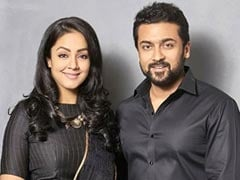 'Proud' Suriya Launches Poster Of Wife Jyothika's Next Film <i>Pon Magal Vandhal</i>