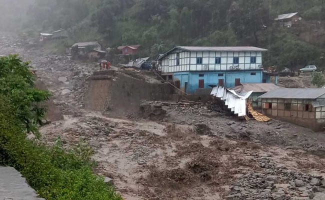 2 Arunachal Students Killed After Hostel Wall Collapses Due To Landslides