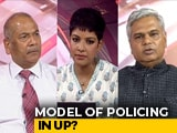 Video : UP Cop Duty: Serve Kanwariyas?