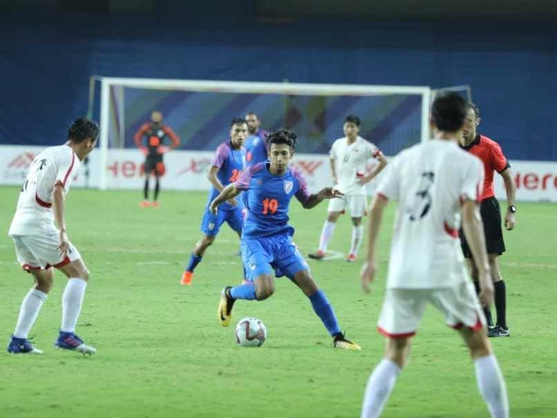 Intercontinental Cup: India Go Down 2-5 To North Korea