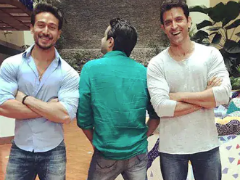 Tiger Shroff Shares A Special Post For His 'Super Teacher' Hrithik Roshan