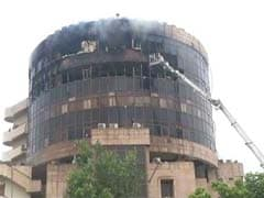 Fire At Health Services Office In Delhi, No Casualties Reported