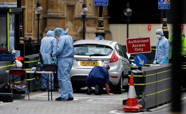 Man Found Guilty Over Car Attack Outside UK Parliament That Injured Many