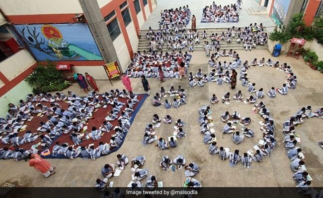 15-Day 'Happiness Utsav' Begins In Delhi Schools