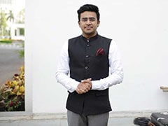 """Tejasvi Surya Skewered Over """"Puncture-Wallahs"""" Comment On Citizenship Law Protests"""