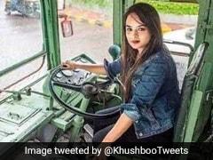 मिलिए मुंबई की पहली महिला बस ड्राइवर से... यात्री देखकर रह जाते हैं हैरान, अब करना चाहती हैं ऐसा काम
