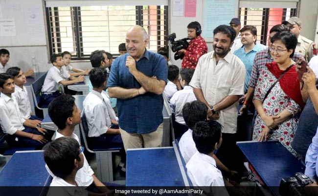 Super 30 Founder Anand Kumar To Teach In Delhi Government Schools