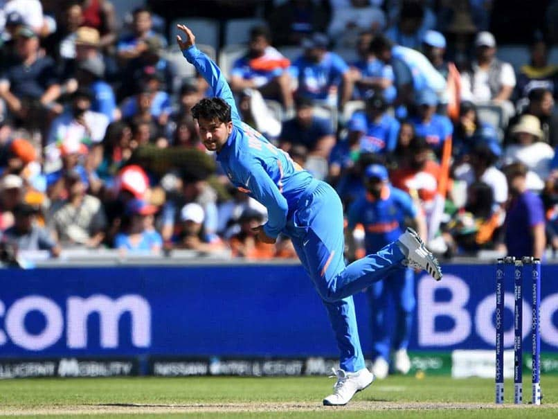 """Kuldeep Yadav Says """"Started Bowling In Nets, Trying Not To Use Saliva"""""""