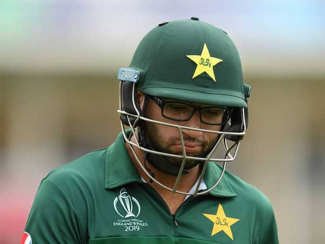 Pakistan Cricketer Imam-Ul-Haq Accused Of Multiple Affairs, Chats Leaked On Twitter