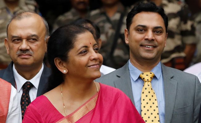 Finance Minister Nirmala Sitharaman Seeks More Rate Cuts: Report