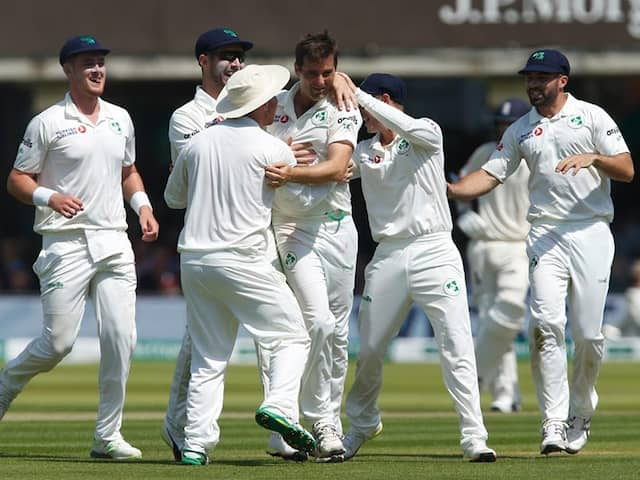 England vs Ireland: England Sent Packing For 85 By Ireland In One-Off Test