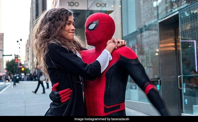 Spider-Man: Far From Home Box Office Collection Day 1 - Tom
