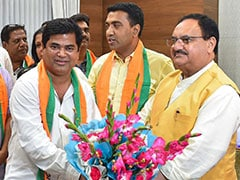 गोवा में कांग्रेस के 10 विधायकों के शामिल होने पर बीजेपी नेता खुश, लेकिन कार्यकर्ता 'हतोत्साहित'