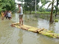 Encephalitis Outbreak Worsens Assam's Flood Ordeal