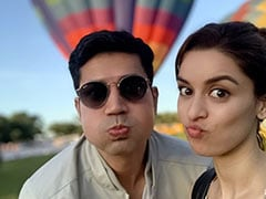 Pics From Sumeet Vyas And Ekta Kaul's Taiwan Holiday. Couple Goals, Truly