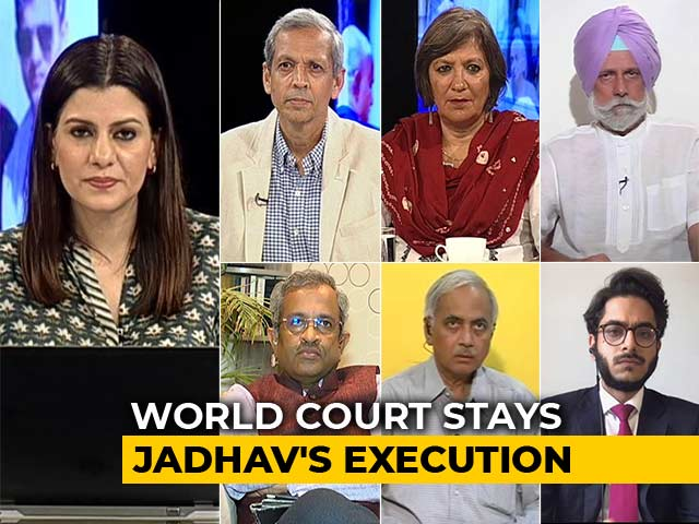 Video : Big Win For India At World Court In Kulbhushan Jadhav Case