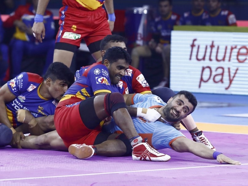 PKL 7: All-Round Bengal Warriors Thrash UP Yoddha, Dabang Delhi Edge Past Telugu Titans