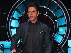 The 'Sweet' Reason Why Shah Rukh Khan Had To Dub Twice For <I>The Lion King</i>. Hint: Son Aryan Khan