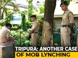 Video : Suspected Cattle Thief Beaten To Death In Tripura