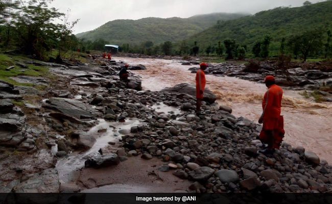 20 Killed, 3 Missing After Maharashtra Dam Breach; Search Ops Enter Day 8