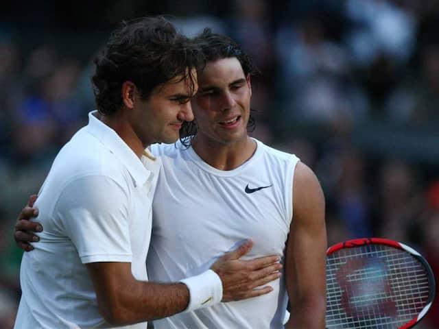 Roger Federer, Rafael Nadal Braced For Wimbledon Epic After 11 Years