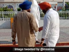 """Forced Picture,"" Says Akali Leader, Seen With Pro-Khalistan Leader"