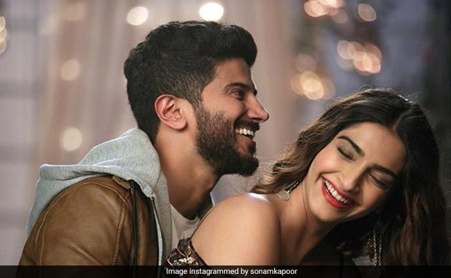 A New The Zoya Factor Pic In Sonam Kapoor's Birthday Wish For Dulquer Salmaan