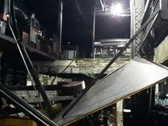 2 Dead In South Korean Nightclub Balcony Collapse At World Swim Meet