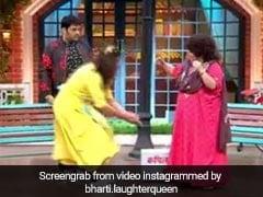 The Kapil Sharma Show: कपिल के शो में बुआ ने ली एंट्री और लगा दी सबकी क्लास, देखें यह धमाकेदार Video