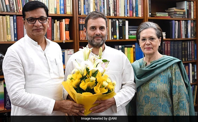 Balasaheb Thorat Elected As Maharashtra Congress Legislature Unit Leader
