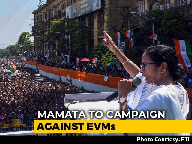 Mamata Banerjee: Latest News, Photos, Videos on Mamata Banerjee