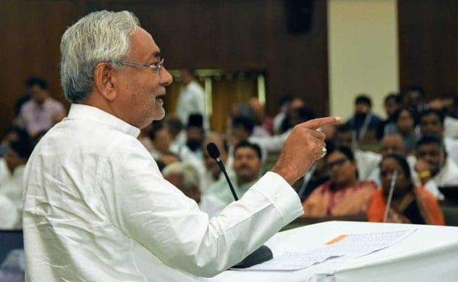 बिहार : एनडीए नीतीश कुमार के नेतृत्व में ही अगला विधानसभा चुनाव लड़ेगा