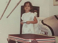 Cutie-Pie Sonam Kapoor's Throwback Game Is Stronger Than Yours