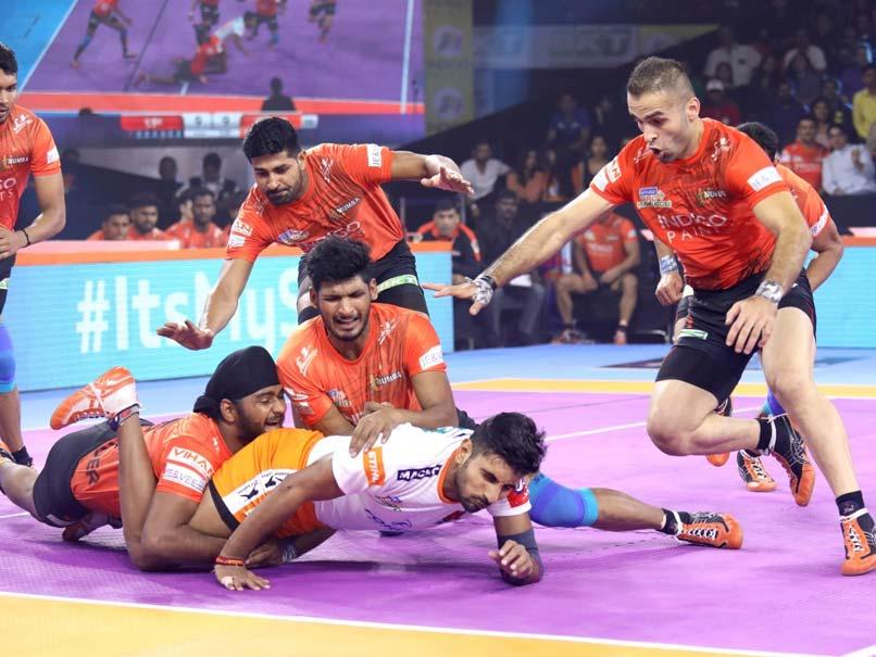 PKL 7: U Mumba Beat Puneri Paltan In Maharashtra Derby, Jaipur Pink Panthers Defeat Bengal Warriors