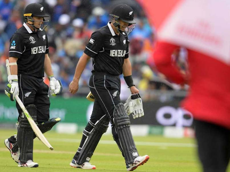 World Cup Semi-Final: Brendon McCullum, Kevin Pietersen Engage In Banter Over New Zealand