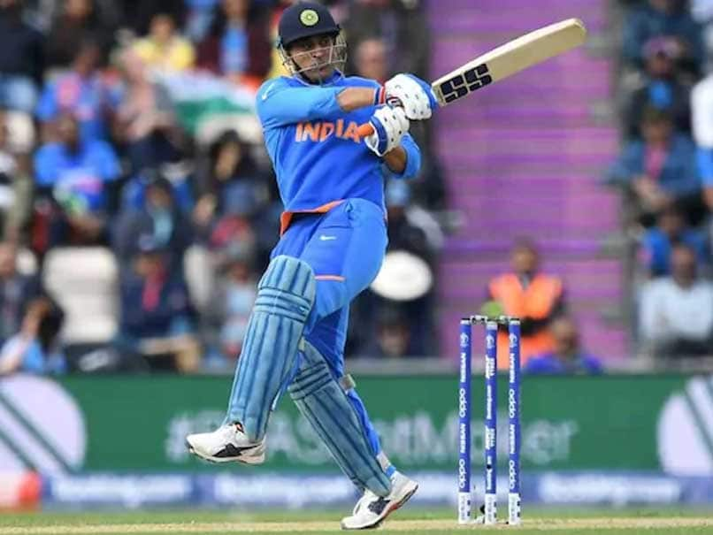 """MS Dhoni, Not Just A Name"": ICC Salutes Former India Captain Ahead Of Sri Lanka Clash"