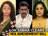 Video : NIA Bill Passed In Lok Sabha: War On Terror Or Sweeping Powers?