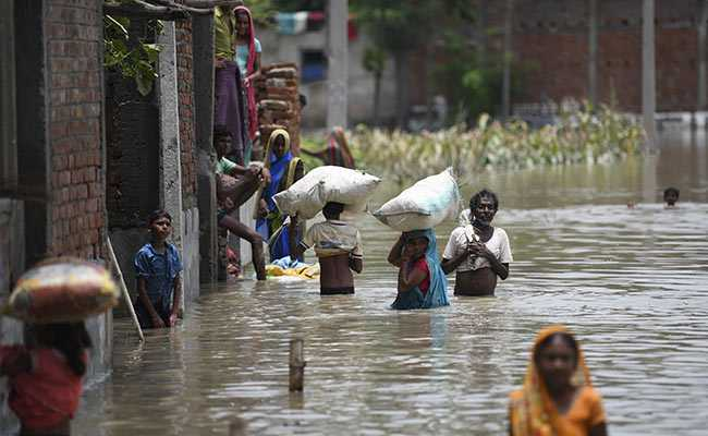 78 Killed, 55 Lakh Affected As Flood Situations Worsens In Bihar