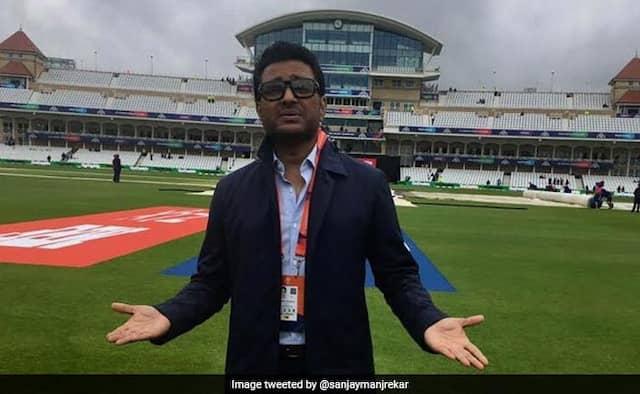Sanjay Manjrekar Blocks Michael Vaughan on Twitter After Fresh Jibe Over Jadeja