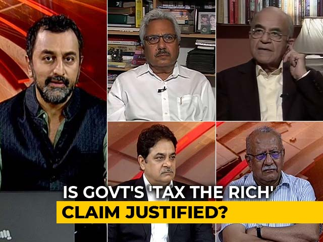 Video : Super Rich Tax: Real Or Hype?