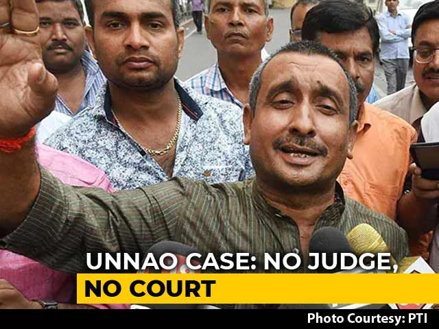 Video : No Judge, Confusion Over Court As Unnao Teen's Rape Case Drags On